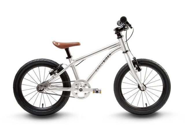 "Early Rider Belter Urban 16"" Kinderrad brushed aluminum"